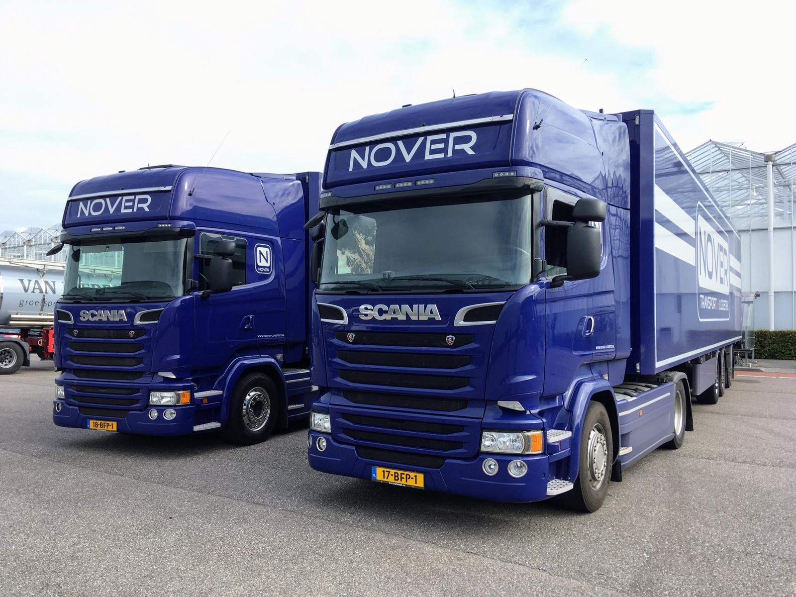 Nover-vrachtwagen-Scania
